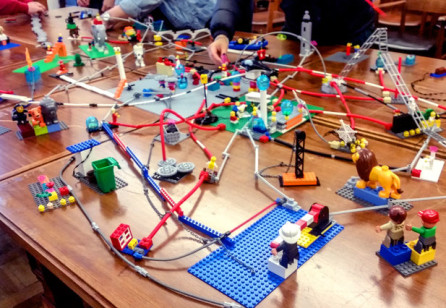 Workshop: Building the future of the NYC SD Collective with Lego Serious Play!