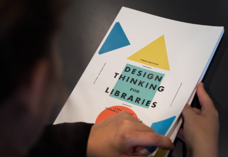 SDN Free Event: Design Thinking for Service Improvements at the Library, 6-8:30pm