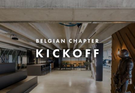 KICKOFF: Belgium Service Design Chapter