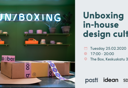 Unboxing In-House Design Culture