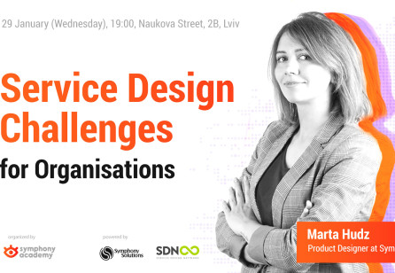 Service Design Challenges for Organisations