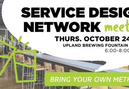 Service Design Network Monthly Meetup