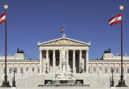 Pop Up SDN - Österreichisches Parlament
