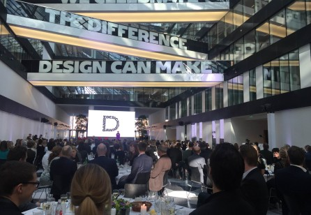 Danish Design Award honours #designthinking and danish legacy