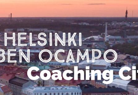 Coaching cities - Case Helsinki & Ruben Ocampo