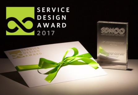 6/27までエントリー延長! Service Design Award 2017