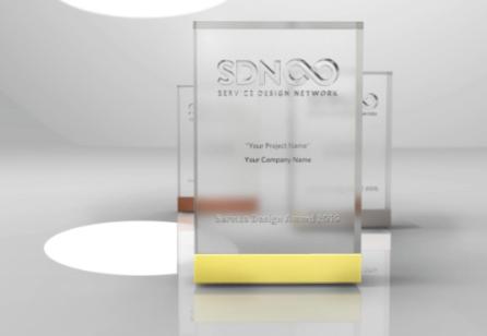 Service Design Award 2016