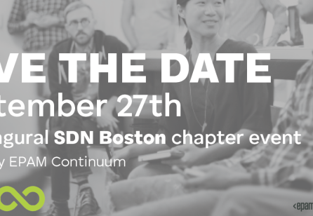 SDN Boston Chapter Launch
