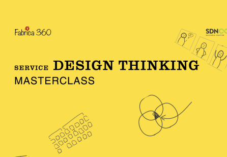 Service Design Thinking Masterclass