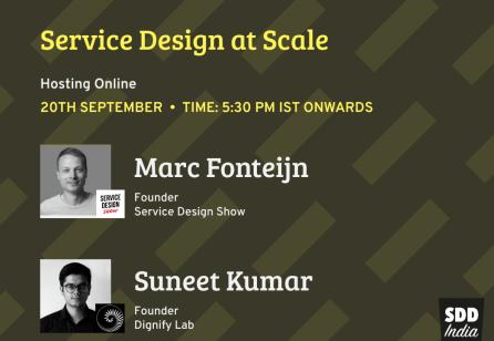 Service Design at Scale