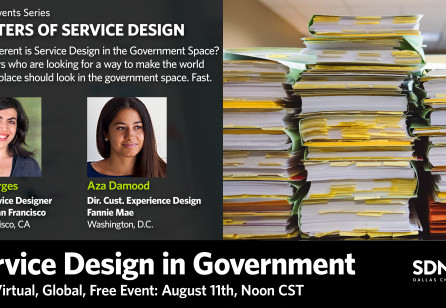 Service Design in Government: With Iran Narges + Aza Damood