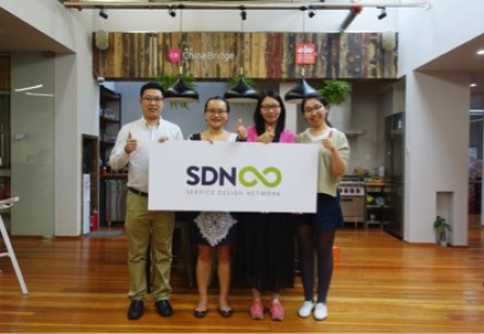 What do we have to be selected as founders for SDN Shanghai?