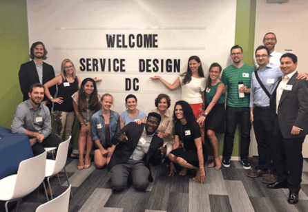 A (Service) Designer Social & Happy Hour: Summer Connections