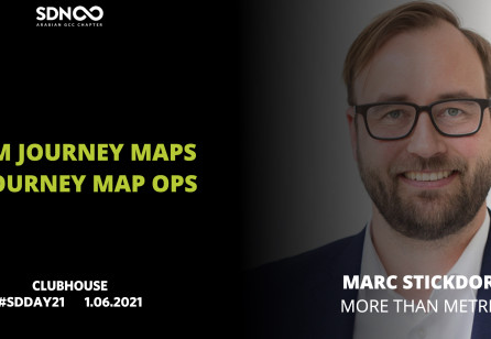 From Journey Maps to Journey Map Ops w/ Marc Stickdorn