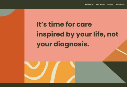 Using Service Design to Build a Palliative Care Startup