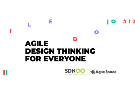 Agile Service Design Thinking for Everyone