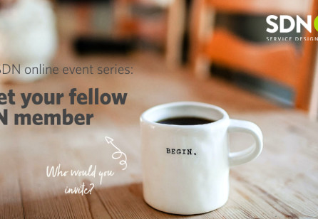 New SDN online event series: Meet your fellow SDN member