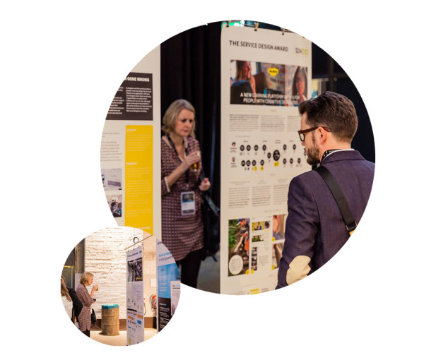 Be part of the finalist exhibition at SDGC18