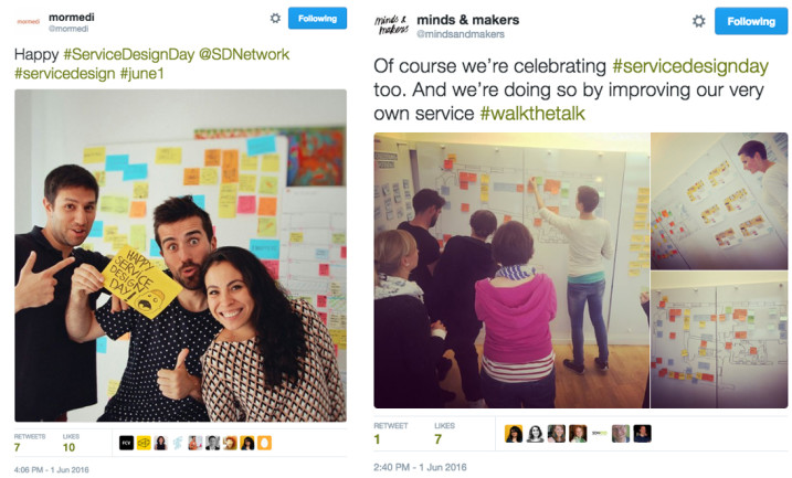 Great service design spirit in 2016