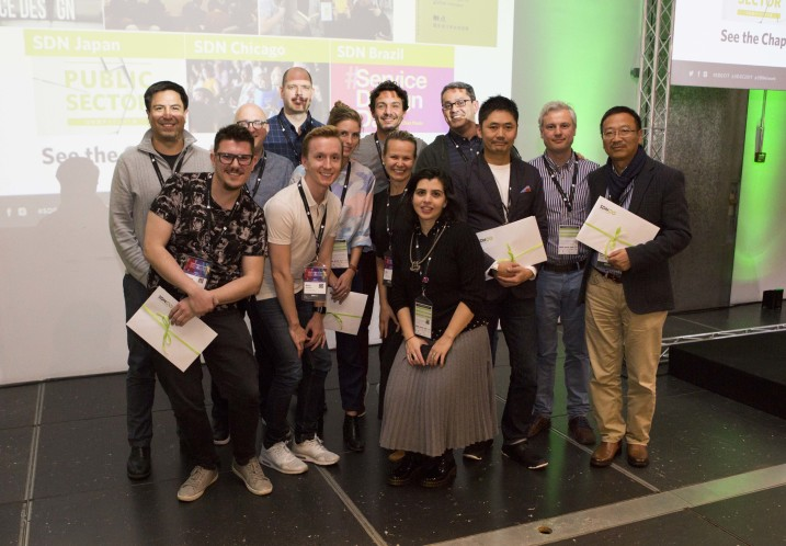 Congratulations to the winning chapters: SDN Beijing, SDN Brazil, SDN Chicago, SDN Japan, SDN Finland, SDN Denmark, SDN  Norway and SDN Sweden