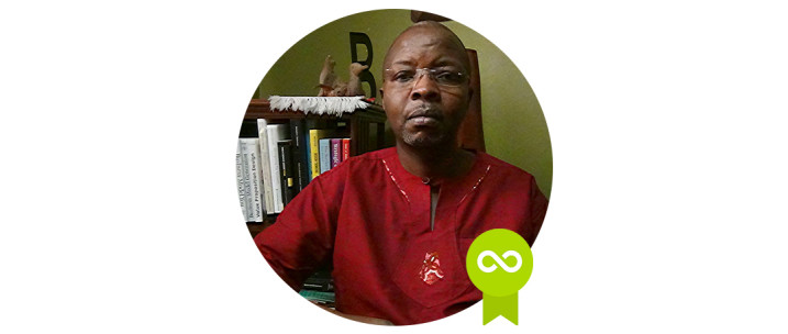 Dennis Abuya - Accredited Trainer
