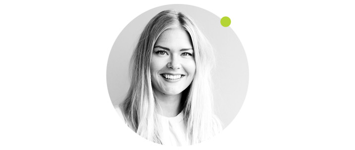 Workshop facilitator: Nadja Peltomäki (Senior Business Strategist at Futurice)