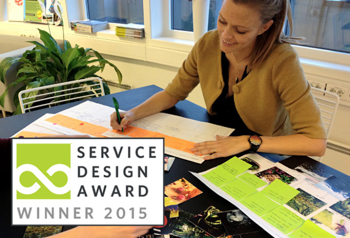Designit - Winner for Results Driven Service Design