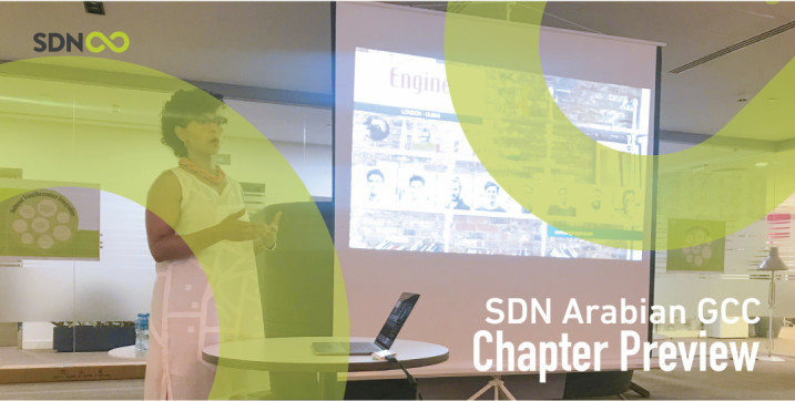 SDN Arabian GCC Preview Event, Dubai