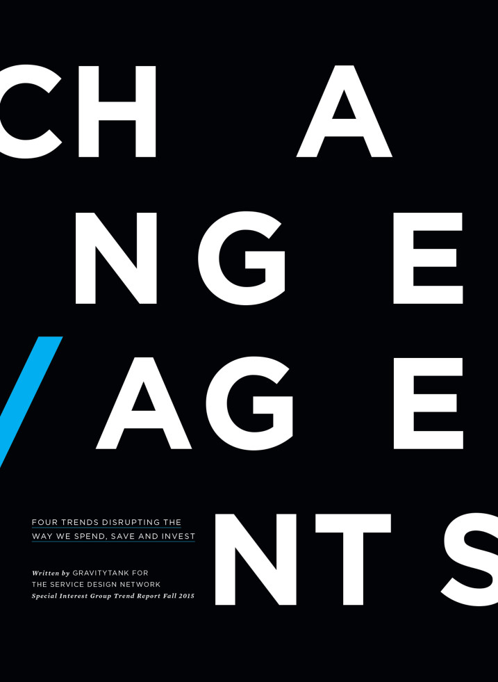 SDN | Change Agents: Four trends disrupting the way we spend