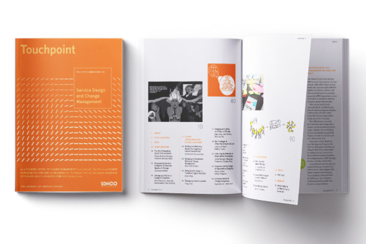 Touchpoint Vol. 11 No. 3 - Service Design and Change Management