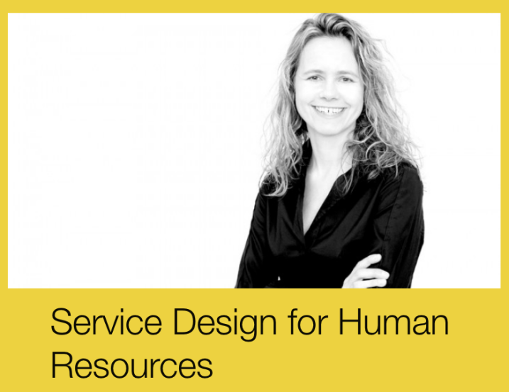 Service Design for Human Resources