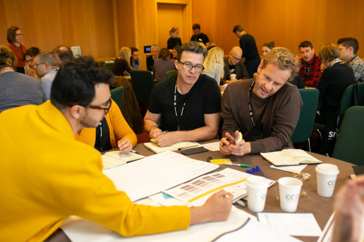 SDGC18 workshop: Artificial intelligence in service design