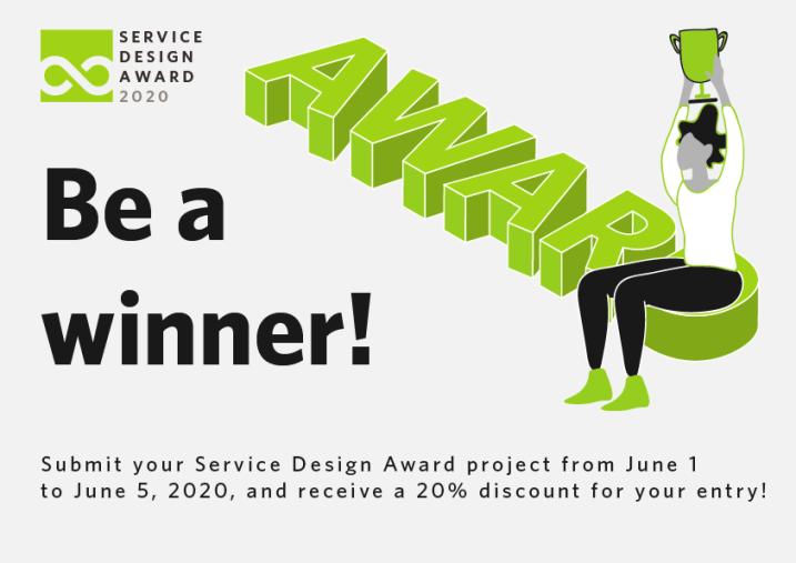 Service Design Award