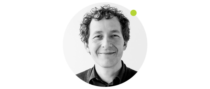 Workshop facilitator: Johannes Stock (Principal Consultant and Design Strategist at Futurice)