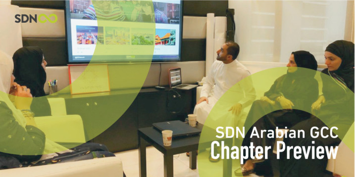 SDN Arabian GCC Preview Event, Jeddah