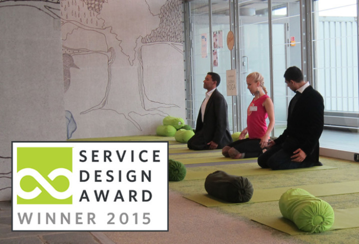 Hellon - Winner for Results Driven Service Design