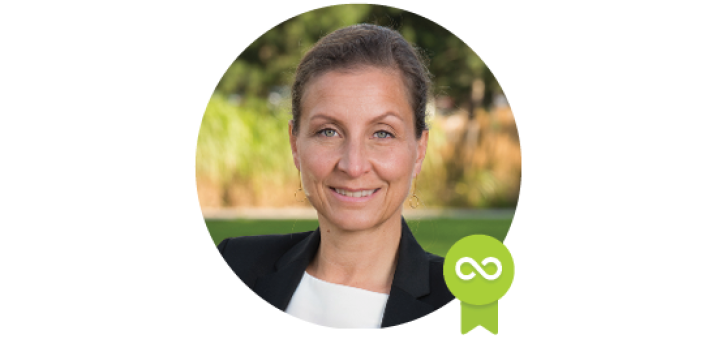 Elisabet Lagerstedt - Accredited Trainer