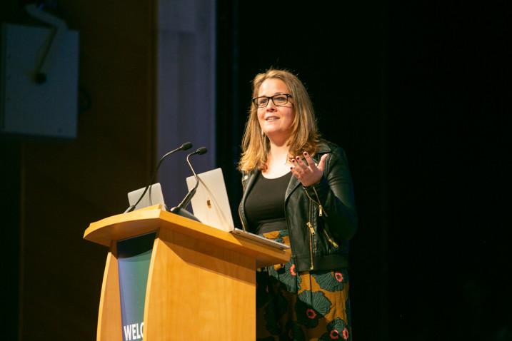 Kerry Bodine - Head of Jury