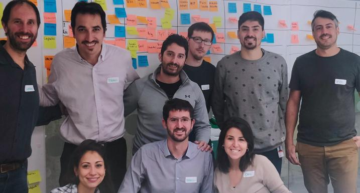 Banco Galicia > Fintech Innovation