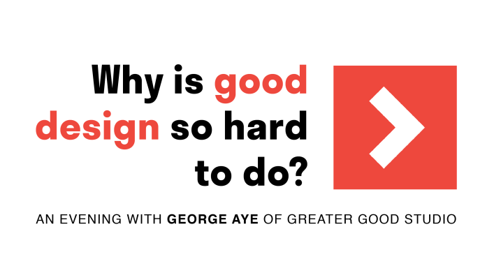 SDN | Why is Good Design so Hard to Do? An Evening with