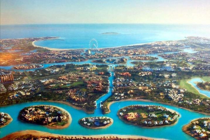 Smart City - International Resort Community Design Strategy