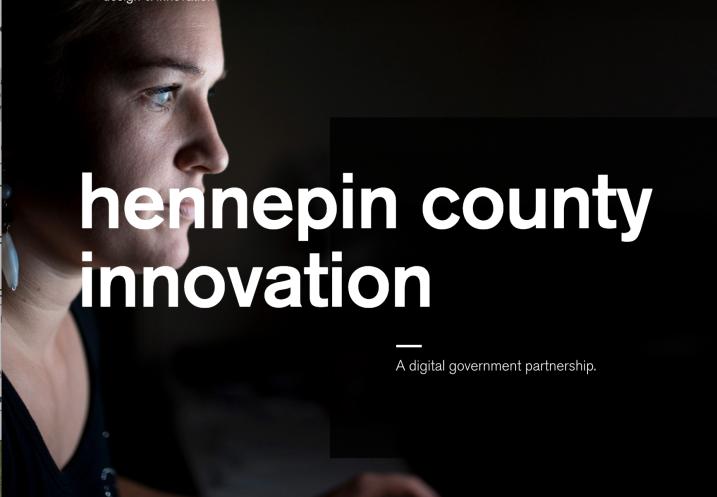 A Design & Service Led Innovation Partnership